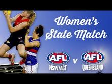 2015 Womens State Match - NSW/ACT v Queensland