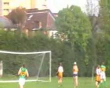 Womens Footy - London 2008