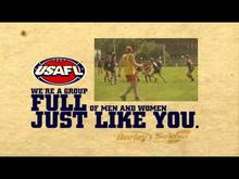 2013 USAFL Commercial