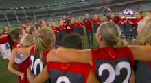 AFL Women Draftees Journey to the G