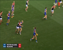 AFL Women's Match 2015 #2