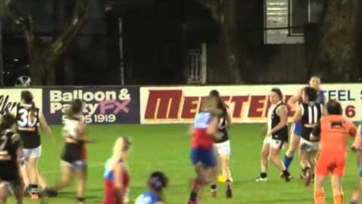 VWFL 2015 Grand Final - East Division
