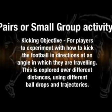Kicking Guide (for players) - 9.Kicking Around Corners
