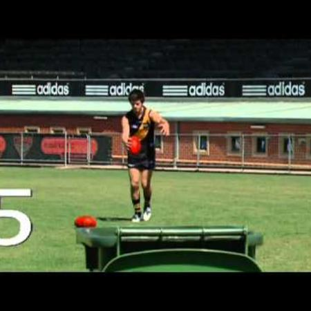 Kicking Guide (for players) - 7.Weighted Kick