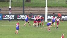 VWFL - Premier Reserves Grand Final 2011 Highlights