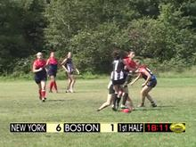 Stateside Footy - Episode 11-13: New York Lady Magpies vs. Boston Lady Demons; New York Magpies vs. Boston Demons Reserves