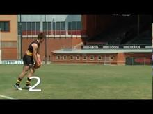 Kicking Guide (for players) - 4.Static Field Kicking