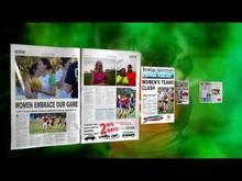 The Climb Bendigo Womens Football Club.wmv