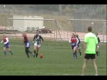 New York LadyPies vs Denver - 10/11/2008