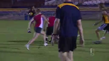 Surge of Women Playing Footy
