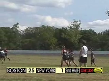 Boston Demons vs New York Magpies