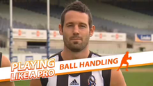 Playing Like a Pro: Ball Handling