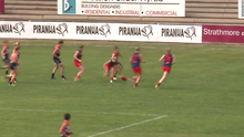 Women's VFL: Darebin vs Diamond Creek