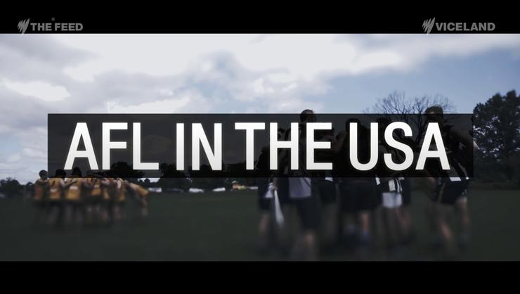 AFL in the USA - The Feed